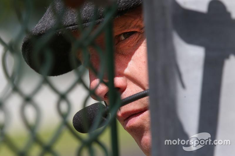 Vincent Vosse, kepala dari Belgian Audi Club Team WRT