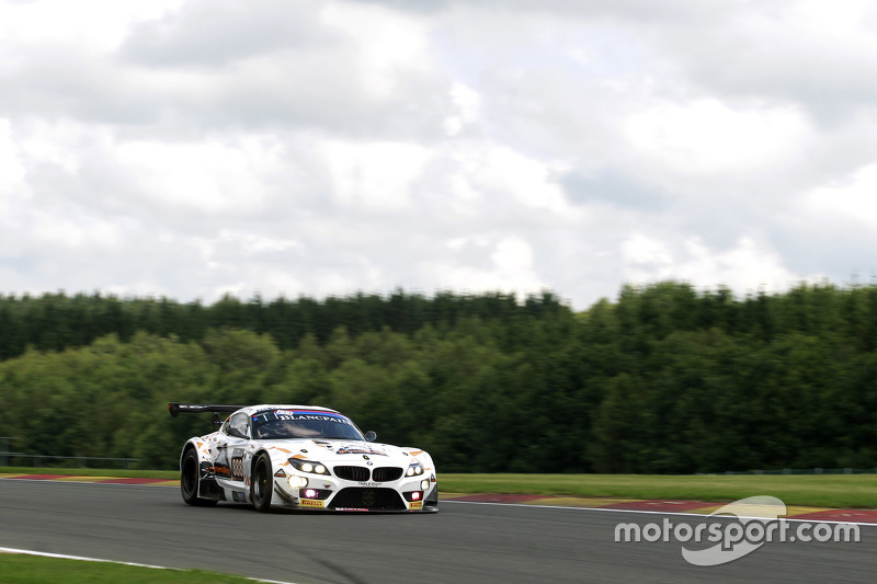 #888 Triple Eight Racing BMW Z4: Joe Osborne, Lee Mowle, Ryan Ratcliffe, Дірк Мюллер
