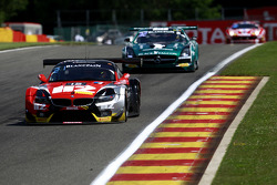 #12 TDS Racing BMW Z4: Eric Dermont, Henry Hassid, Franck Perera, Матіас Беш