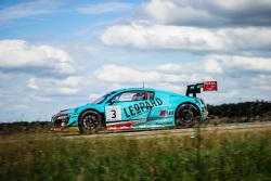 #3 Belgian Audi Club Team WRT Audi R8 LMS ultra: Стефан Річелмі, Робін Фріжнс, Жан-Карл Верне