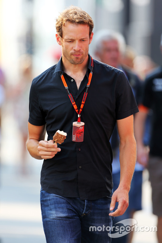 Alex Wurz, Williams Driver Mentor / GPDA Chairman