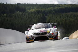 #240 BMW Racing Against Cancer BMW Z4: Pascal Witmeur, Jean-Michel Martin, Eric van de Poele, Marc Duez