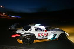 #99 Rowe Racing Mercedes SLS AMG GT3: Nico Bastian, Даніель Хункаделла, Stef Dusseldorp