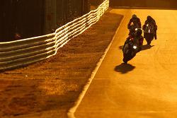 Фрагмент гонки
