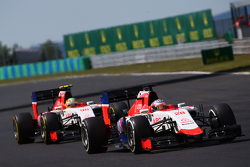 Will Stevens, Manor F1 Team voor Roberto Merhi, Manor F1 Team