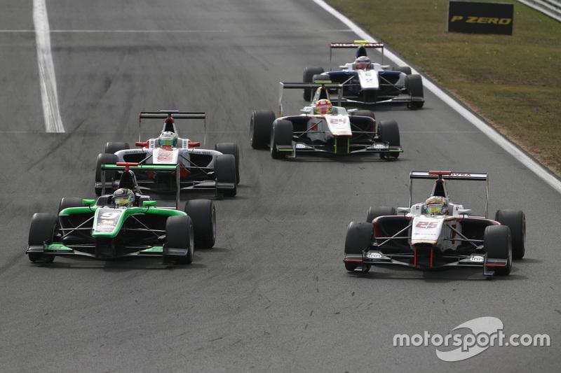 Sandy Stuvik, Status Grand Prix & Samin Gomez, Campos Racing
