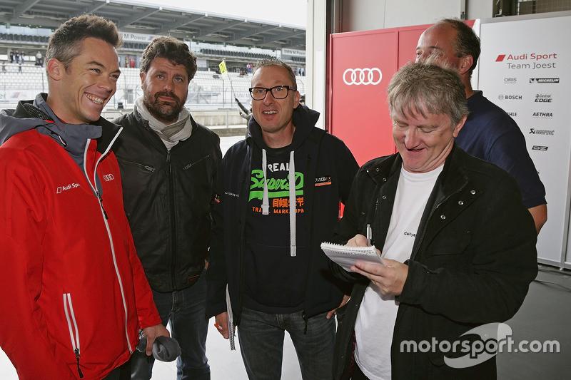 Andre Lotterer, Audi Sport Team Joest dengan Laurent Mercier, Endurance-Info.com