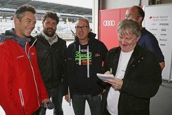 André Lotterer, Audi Sport - Takım: Joest ve Laurent Mercier, Endurance-Info.com