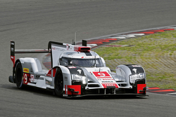 Audi Sport Team Joest на тестах