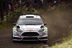Юхо Хянниен и Томи Туоминен, Ford Fiesta WRC