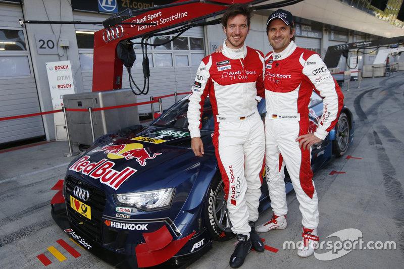 Маттіас Екстрем, Audi Sport Team Abt Sportsline, Audi A5 DTM та Фелікс Нойройтер