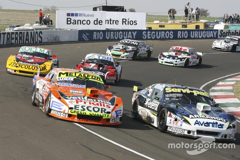 Diego de Carlo, JC Competicion Chevrolet dan Jonatan Castellano, Castellano Power Team Dodge dan Nic