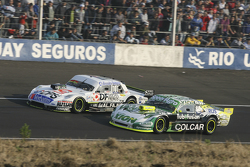 Leonel Sotro, Alifraco Sport Ford y Agustin Canapino, Jet Racing Chevrolet
