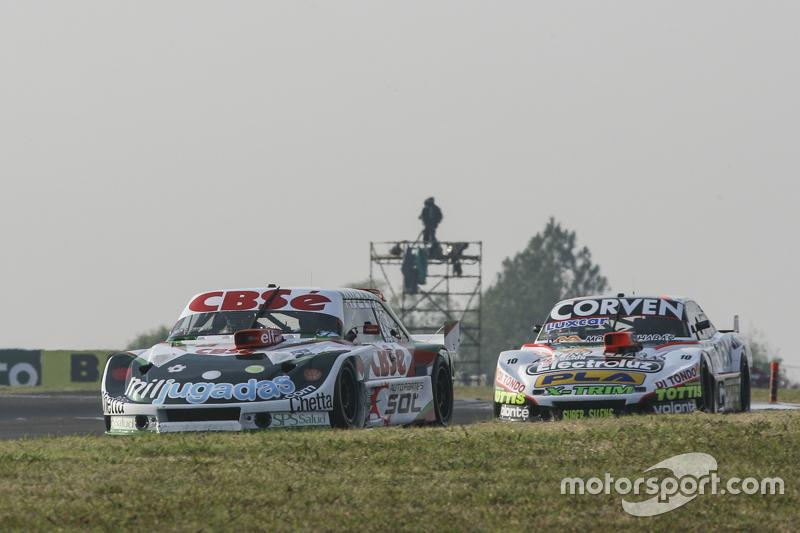 Carlos Okulovich, Maquin Parts Racing Torino dan Juan Marcos Angelini, UR Racing Dodge