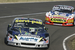 Diego de Carlo, JC Competicion Chevrolet dan Lionel Ugalde, Ugalde Competicion Ford