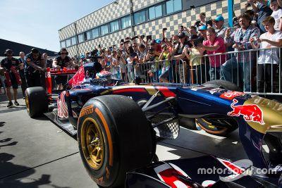 Red Bull Showrun: Assen