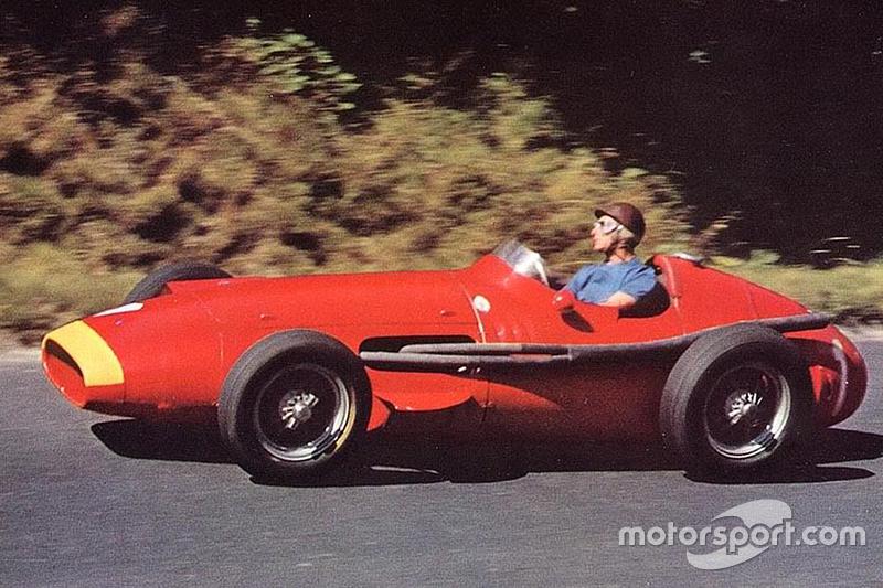 1957: Maserati 250F