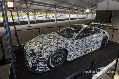 Présentation BMW M6 GT3