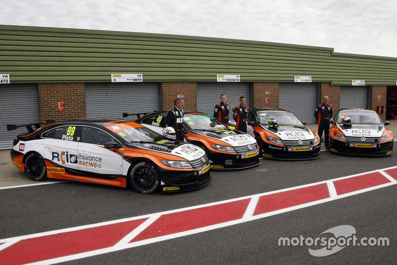New BMR livery
