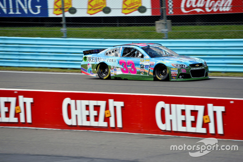 Alex Kennedy, Circle Sport Racing Chevrolet