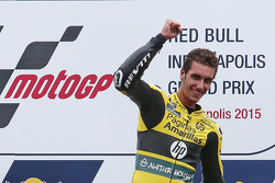 Podium: winner Alex Rins