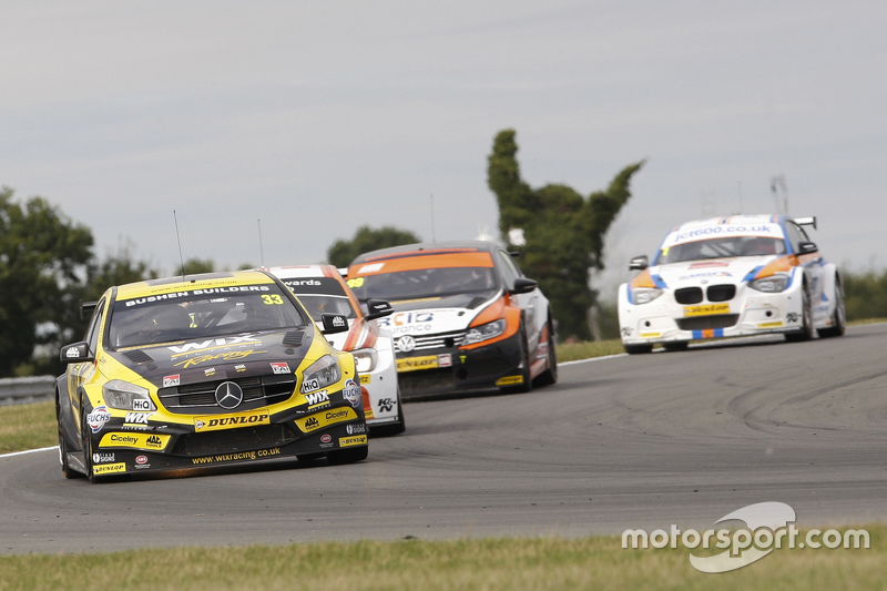 Adam Morgan , Wix Racing