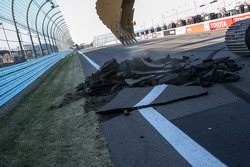 Repaving work begins at Watkins Glen