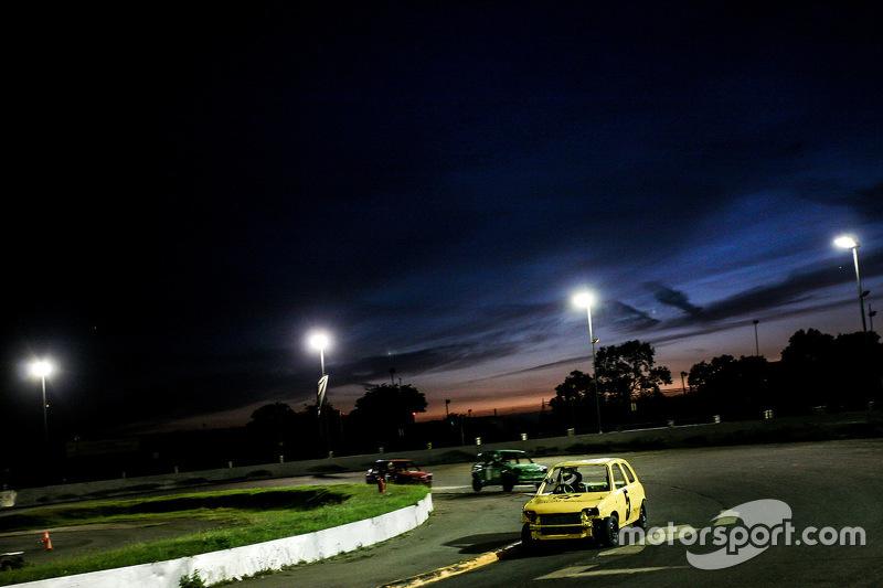 Stock Car race di Nissan GT Academy Race Camp