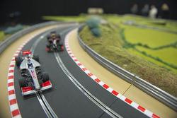 Circuito de Scalextric de Martin Brundle