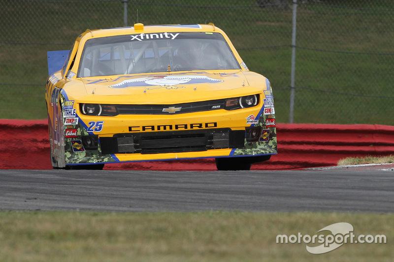 John Wes Townley, Athenia Motorsports Chevrolet
