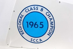 Regional Class B Champion - SCCA sticker