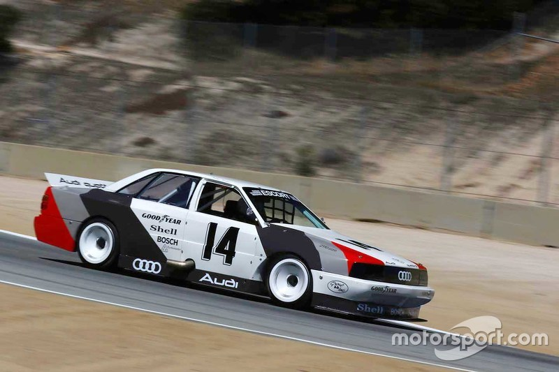 Audi 90 quattro IMSA GTO klasik