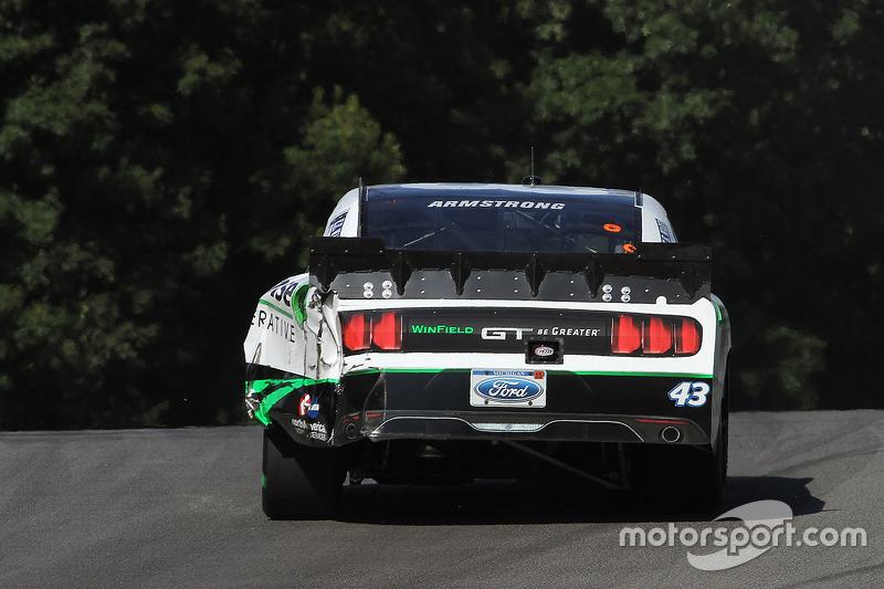 Dakoda Armstrong, Richard Petty Motorsports Ford
