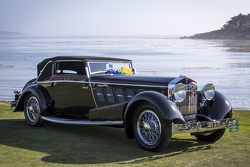 Jim Patterson, 1924 Isotta Fraschini Tipo 8A F. Ramseier & Cie Worblaufern Cabriolet