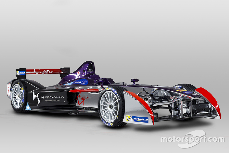 Livery DS Virgin Racing Formula E Team