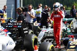 Себастьян Феттель, Ferrari в закрытом парке
