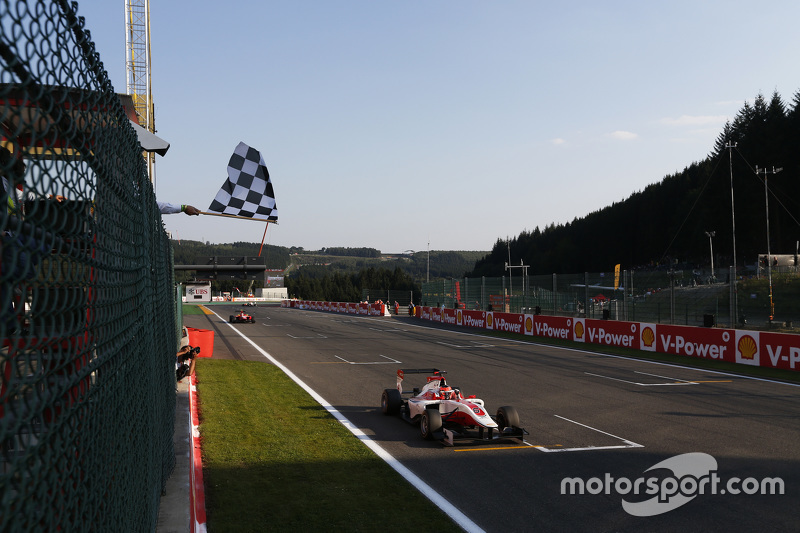 GP3 2015 - Spa-Francorchamps, Course 1