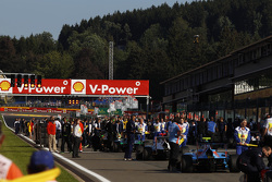La parrilla de salida de GP3