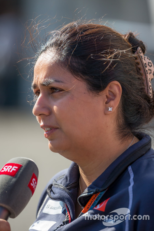 Monisha Kaltenborn, Sauber teambaas