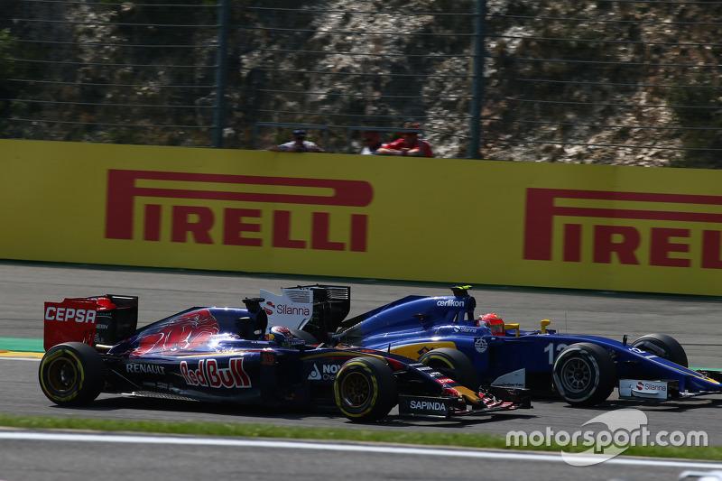 Inhaalactie van het jaar: Max Verstappen op Felipe Nasr