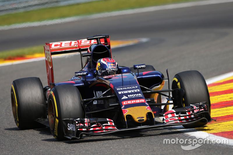 2015 : Toro Rosso STR10