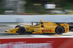 Переможець гонки Раян Хантер-Рей, Andretti Autosport Honda
