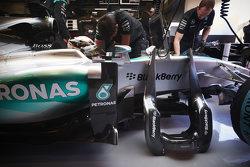 Lewis Hamilton, Mercedes AMG F1, W06