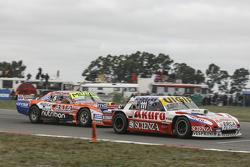 Хуан Мануель Сільва, Catalan Magni Motorsport Ford та Джонатан Кастеллано, Castellano Power Team Dodge