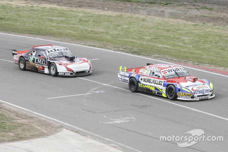 Juan Martin Trucco, JMT Motorsport Dodge dan Norberto Fontana, Laboritto Jrs Torino