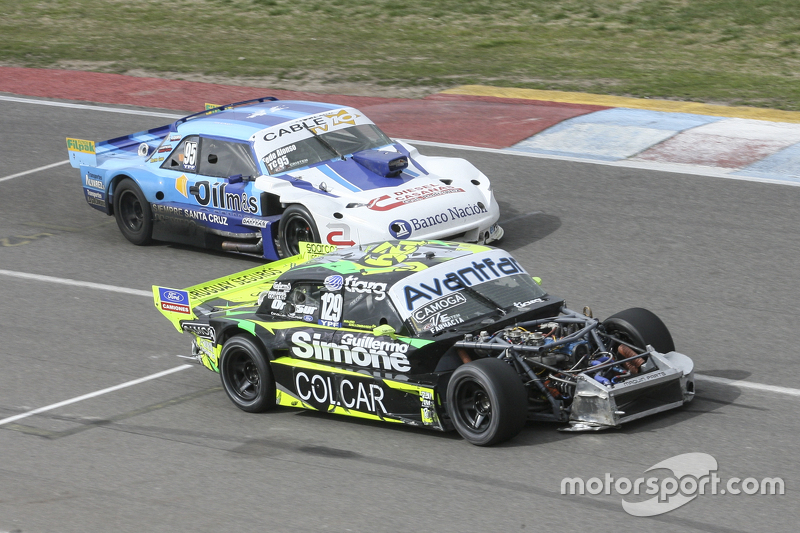 Mauro Giallombardo, Maquin Parts Racing Ford, dan Federico Alonso, Taco Competicion Torino