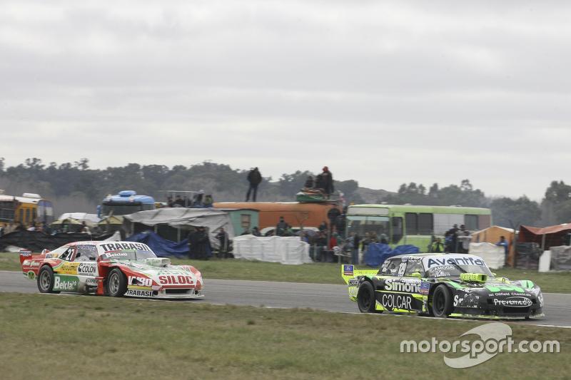 Mauro Giallombardo, Maquin Parts Racing Ford, dan Mariano Altuna, Altuna Competicion Chevrolet