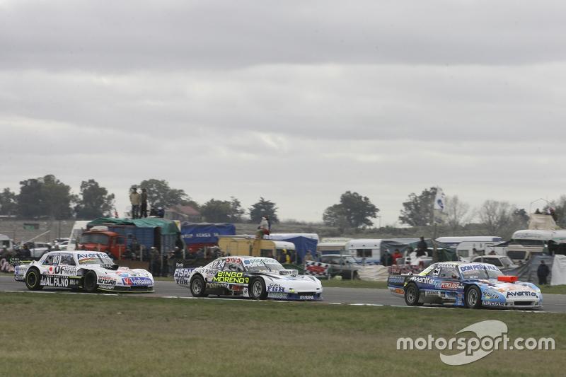 Мартін Понте, Nero53 Racing Dodge та Еміліано Спатару, UR Racing Dodge та Леонел Сотро, Alifraco Sport Ford