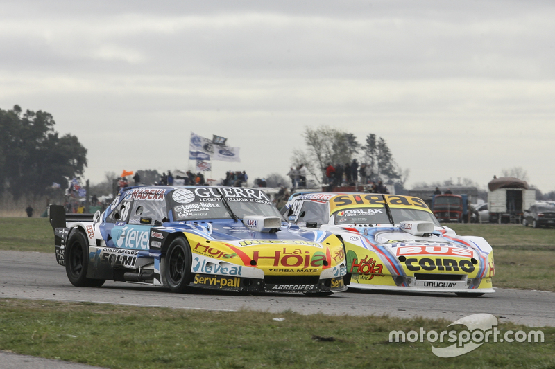 Josito di Palma, CAR Racing Torino dan Mauricio Lambiris, Coiro Dole Racing Torino