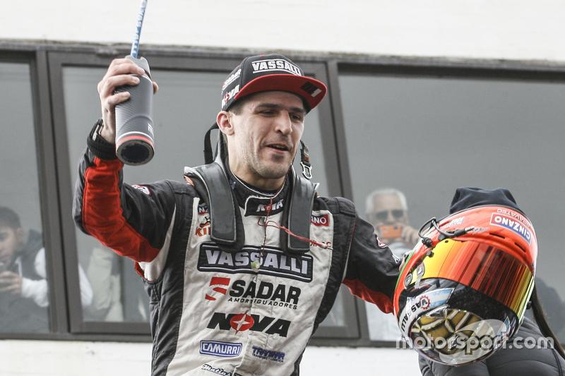 Juara balapan, Matias Rossi, Donto Racing Chevrolet
